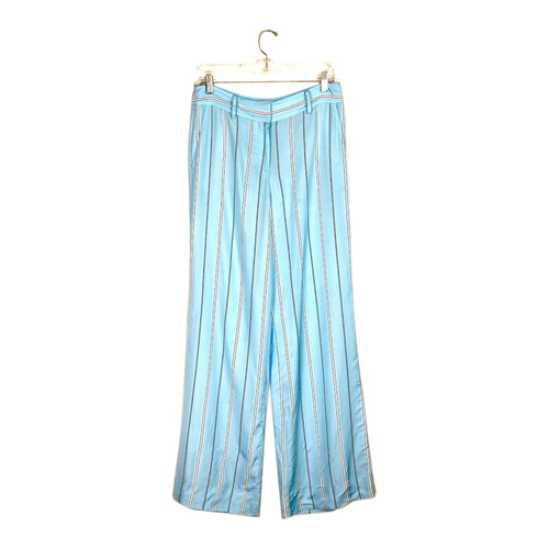 Derek Lam 10 Crosby Striped Trousers- Front