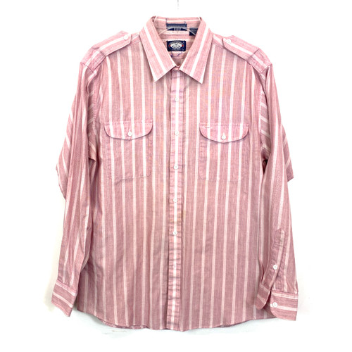 Vintage Knightsbridge Button Down Shirt- Front
