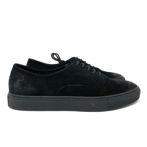Onto Lex Suede Oxford Sneakers- Right
