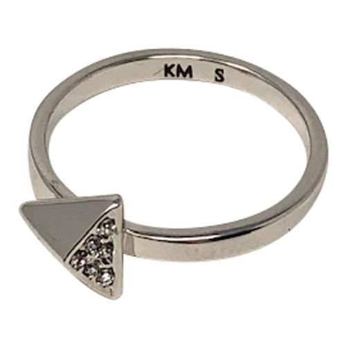 Karen Millen Arrow Ring- Front