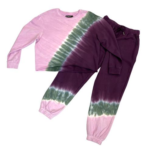 [BLANKNYC] Tie Dye Jogger Suit- Thumbnail
