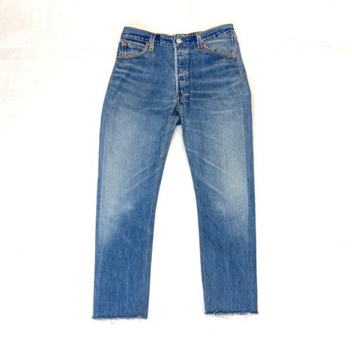 RE/DONE x Levi's 90's Boyfriend Jeans- Front