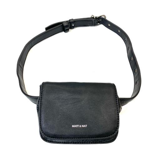 Matt & Nat Curved Belt Bag- Thumbnail