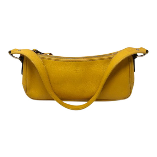 Kate Spade Yellow Shoulder Bag- Front