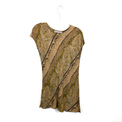 Vintage Jessica Howard Textured T-Shirt- Front