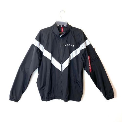 Alpha Industries PT Track Jacket- Front