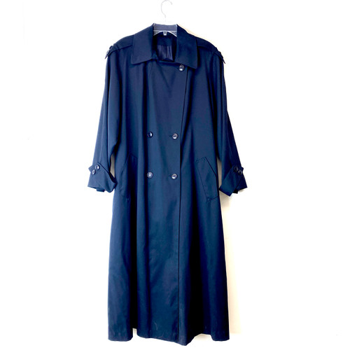 The Avenue Collection Trench Coat- Front