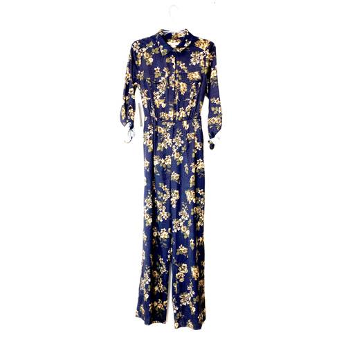 Hutch Annika Floral Jumpsuit- Front
