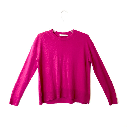 Vince Cashmere Crew Neck Sweater - Thumbail