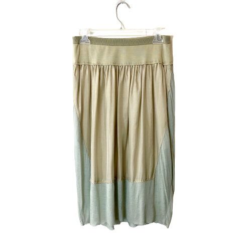 Donna Karan Silk Blend Skirt - Thumbnail