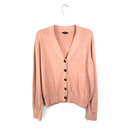 Who What Wear Knit Cardigan - Thumbnail