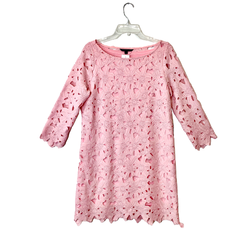 Felicity & Coco Belza Floral Lace Shift Dress - Thumbnail
