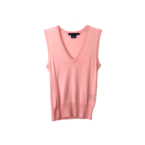 Ralph Lauren V-Neck Sweater Vest - Thumbnail