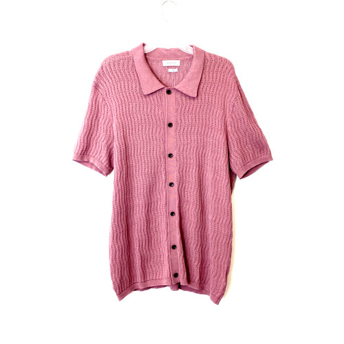 Urban Outfitters Knit Button Down - Thumbnail