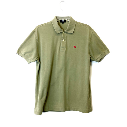 Burberry London Collar Short Sleeve Polo Shirt - Thumbnail