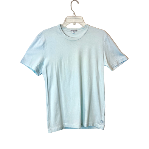 James Perse Combed Cotton Jersey T-Shirt - Thumbnail