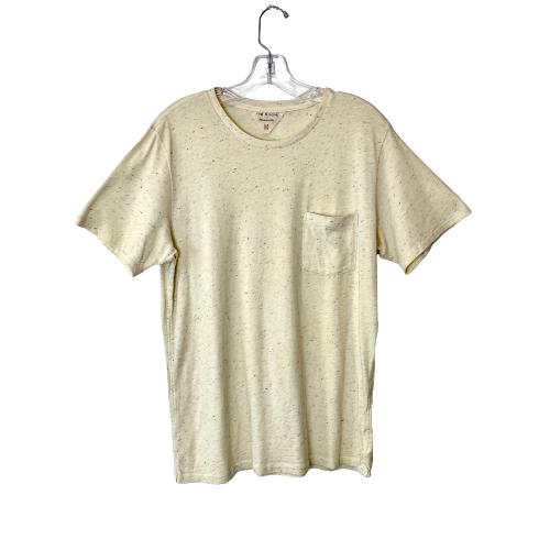Rag & Bone Paint Splatter Pocket T-Shirt - Thumbnail