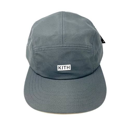 Kith Graphite Five Panel Hat - Thumbnail