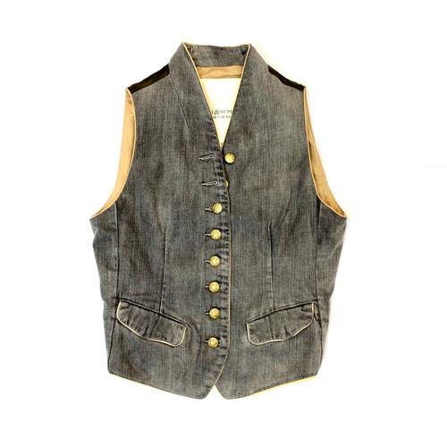 Denim & Supply Ralph Lauren Suit Vest - Thumbnail