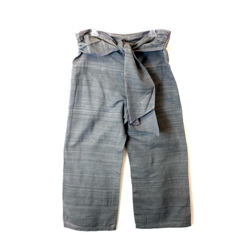 Matta Silk Wrap Pants - Thumbnail