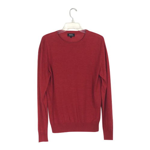 A.P.C. Crew Neck Sweater-Thumbnail