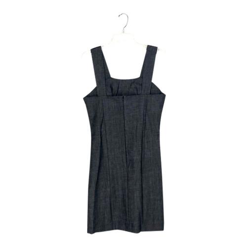Discourse New York Denim Dress- Front