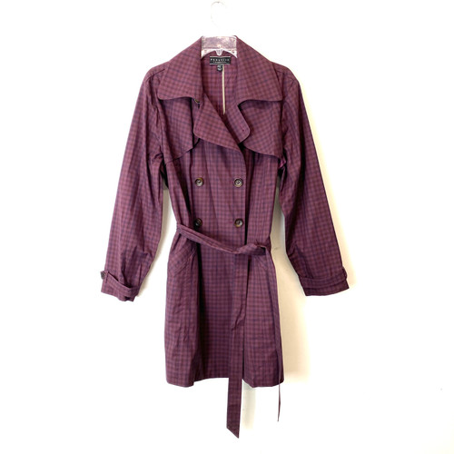 Peruvian Connection Belgravia Trench Coat- Front