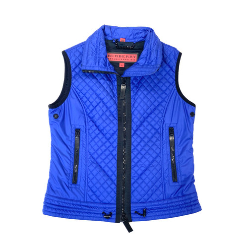 Burberry 1856 Quilted Vest- Front
