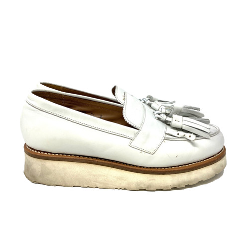 Grenson Platform Loafers- Right