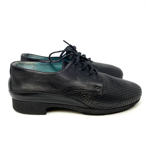 Thierry Rabotin Perforated Soft Oxfords- Right