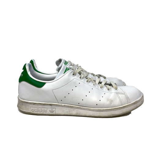 adidas Green Stan Smith Sneakers- Right