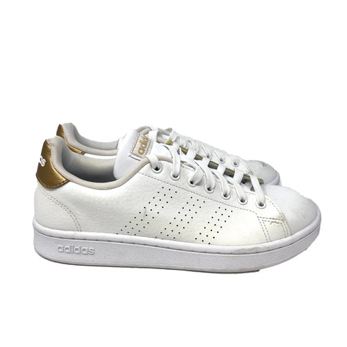 adidas Cloudfoam Comfort Tennis Shoes- Right