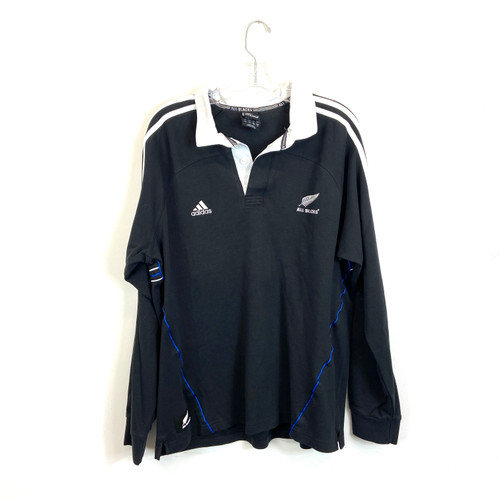 adidas All Blacks Rugby Shirt- Front
