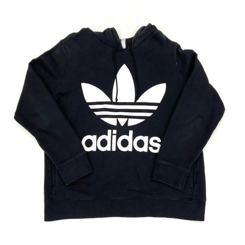 adidas Big Logo Hoodie- Front
