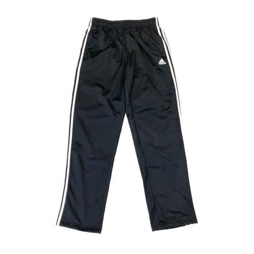 adidas Straight Leg Track Pants- Front