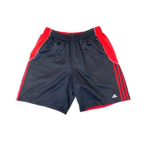 adidas Tricolor Stripe Soccer Pants- Front