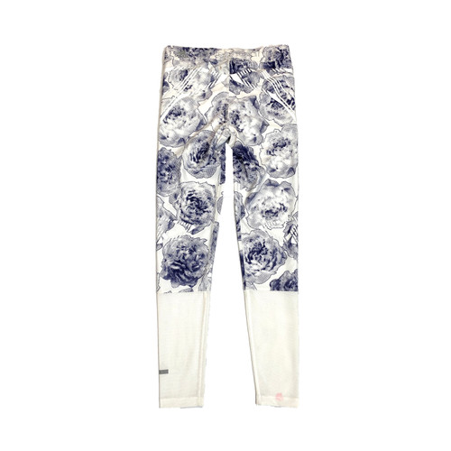 adidas x Stella McCartney Floral Print Leggings- Front