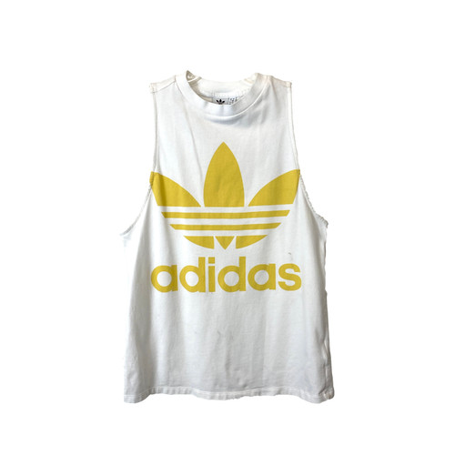 adidas Trefoil Tank Top- Front