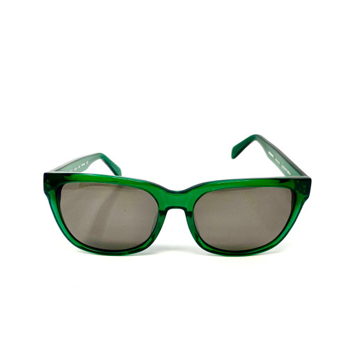 Colors in Optics by Sanford Hutton Emerald Wayfarers- Front