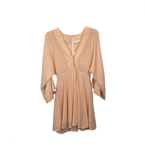 Yumi Kim Kimono Sleeve Mini Dress- Front