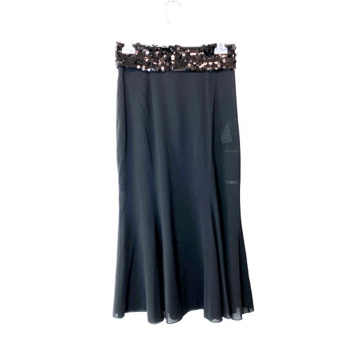 Dolce & Gabbana Sequined Skirt- Front