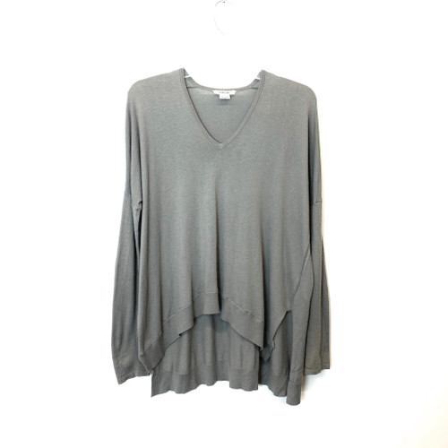Helmut Lang Deep V-Neck Sweater - Thumbnail