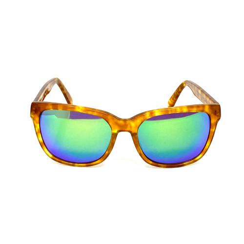 Colors in Optics by Sanford Hutton Rhonda Sunglasses - Thumbail
