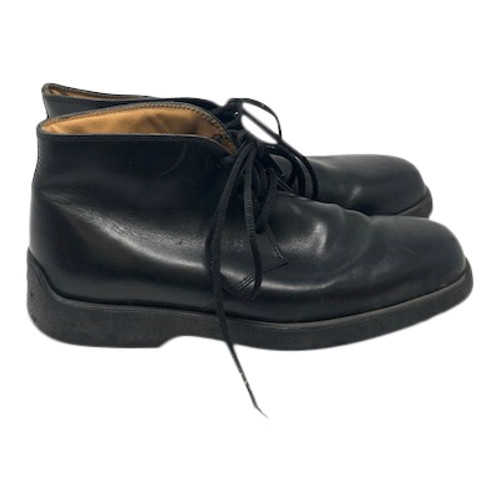 Tod's Lace Up Ankle Boots-Right