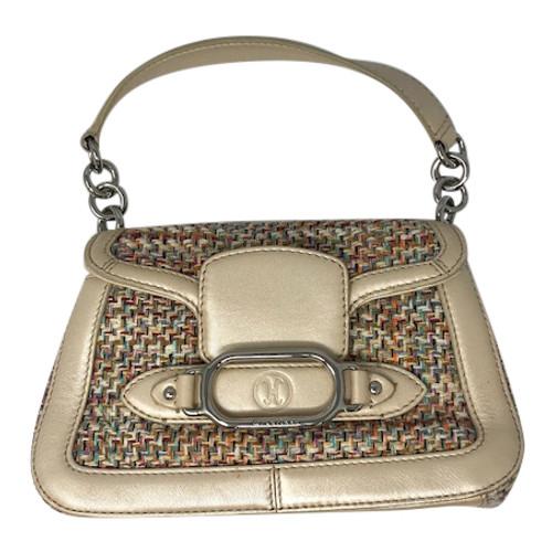 Cole Hann Tweed Mini Bag-Top