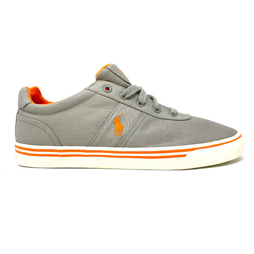 Polo Ralph Lauren Gray Hanford Fashion Sneaker - Thumbnail