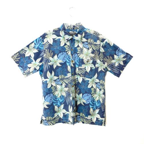 Croft & Barrow Floral Hawaiian Short Sleeve Shirt - Thumbnail