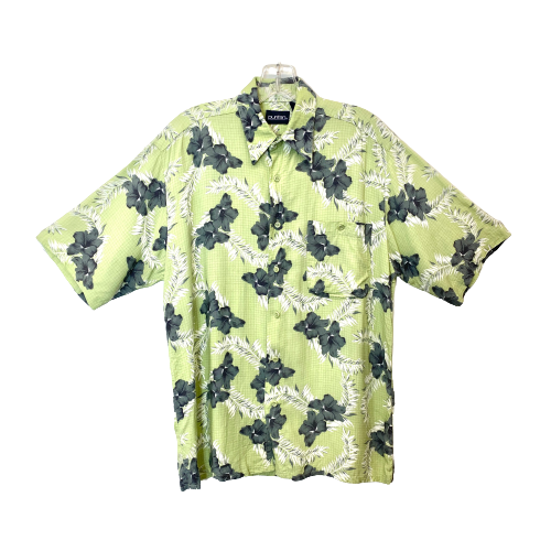Puritan Aloha Hawaiian Shirt - Thumbnail