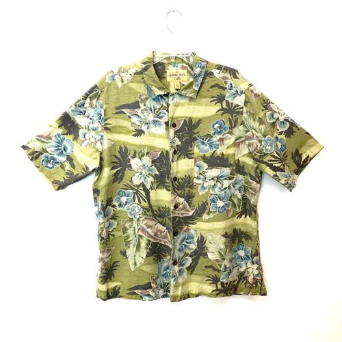 Havana Jacks Cafe Silk Hawaiian Shirt - Thumbail