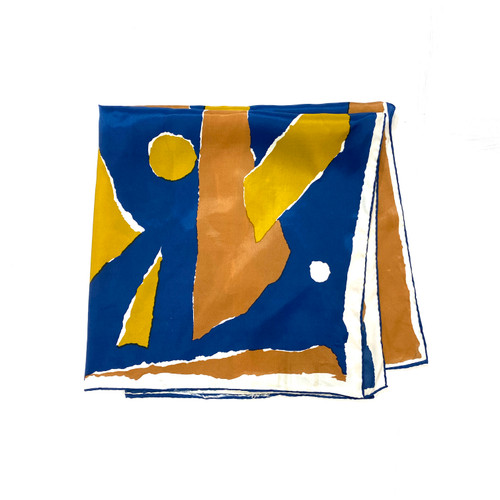 Sogetsu Silk Scarf - Thumbnail